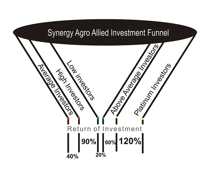 Synergy Agro Allied Investment Funnel
